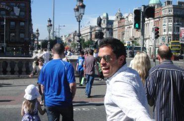 """Rocío Ruiz nos cuenta su experiencia por Londres en """" Casareños por el mundo""""."""