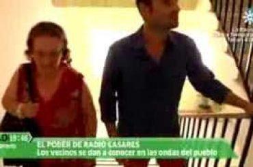 """VÍDEO: """"Mercado de trabajo"""" de Radio Casares, en """"Andalucía Directo"""" de Canal Sur"""