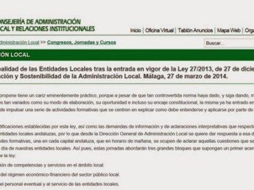 Especial Voz de la Mañana: Reforma Administración Local.