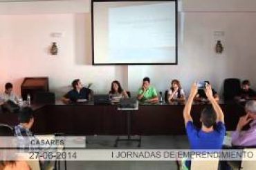 VÍDEO: I Jornadas de Emprendimiento de Casares