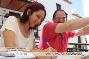 VÍDEO: Votaciones del Plan de Participación Ciudadana