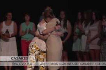 VÍDEO: Premios Blas Infante Casares Solidario