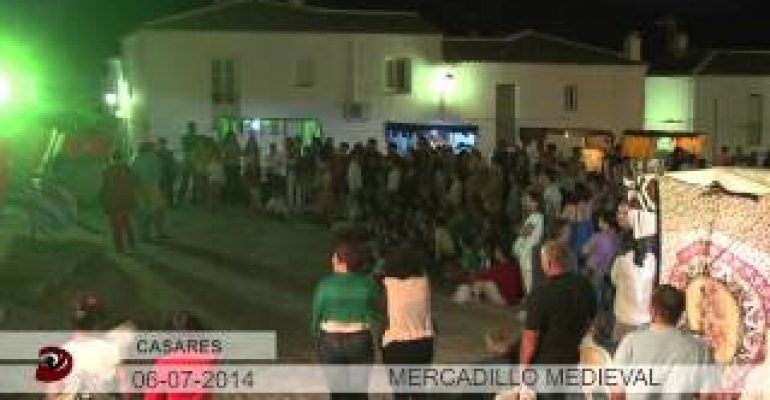 VÍDEO: Mercadillo Medieval