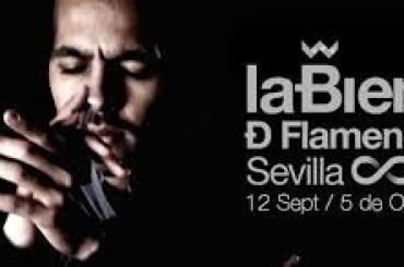 Al Compas en la primera semana de la bienal de Sevilla