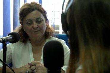 Antonia Morera en La Voz de la Mañana