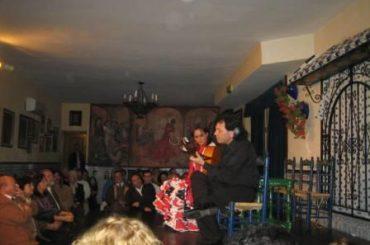 No al cierre de la Peña Flamenca Torres Macarena
