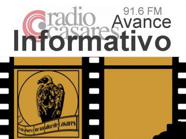 """""""Casares se prepara para su II Festival de Nuevo Cine Andaluz"""" es la portada del día"""