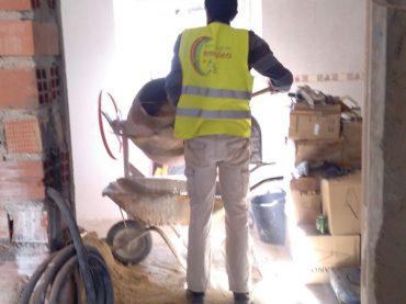 Finaliza la construcción de la vivienda social de calle Copera