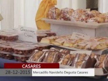 2015 12 27 Mercadillo Navideño Degusta Casares