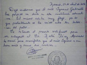 La Gauchada 18 – El Ratoncito Pérez
