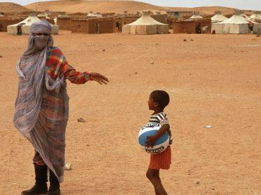Llegan a Casares los niños saharauis para pasar unas 'Vacaciones en Paz'