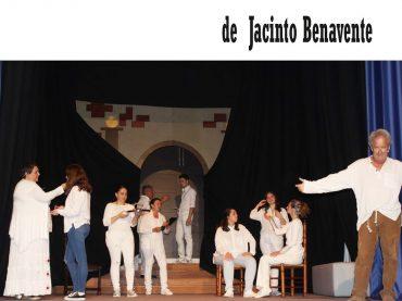 La Escuela Municipal de Teatro de Casares estrena espectáculo