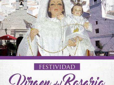 Arranca la festividad de la Virgen del Rosario del Campo
