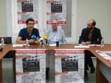 Presentación del Festival Nuevo Cine Andaluz 2016
