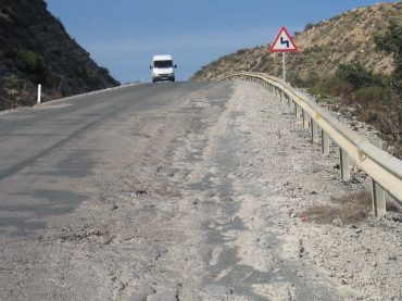 La Junta ofrece nueva información sobre la mejora de la carretera A-377