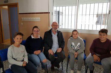16.11.22 Radio escolar (Los Almendros) – Día mundial del niño