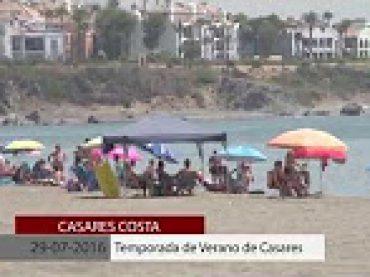 2016 07 21 Temporada de Verano en Casares Costa