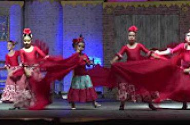 Escuela de Baile de Secadero Feria 2016