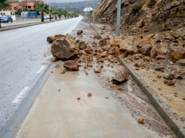 Casares estima en 820.000€ el daño del temporal