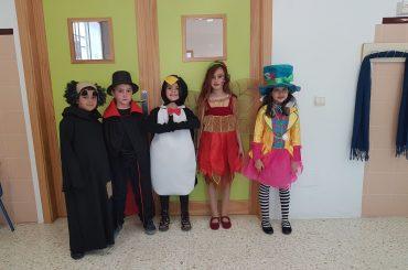 17.03.14 Radio escolar (Los Almendros) – Carnaval