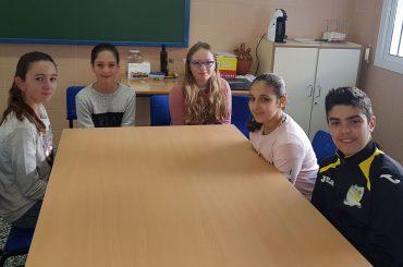 17.03.28 Radio Escolar (Los Almendros) – Viaje de Estudios