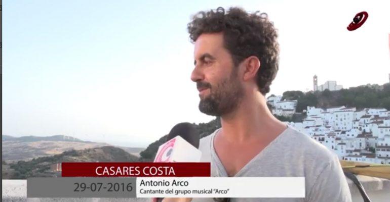 2016 08 01 Entrevista a Arco