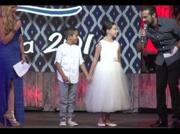 2016 08 04 Feria de Casares Gala de Coronación Infantil