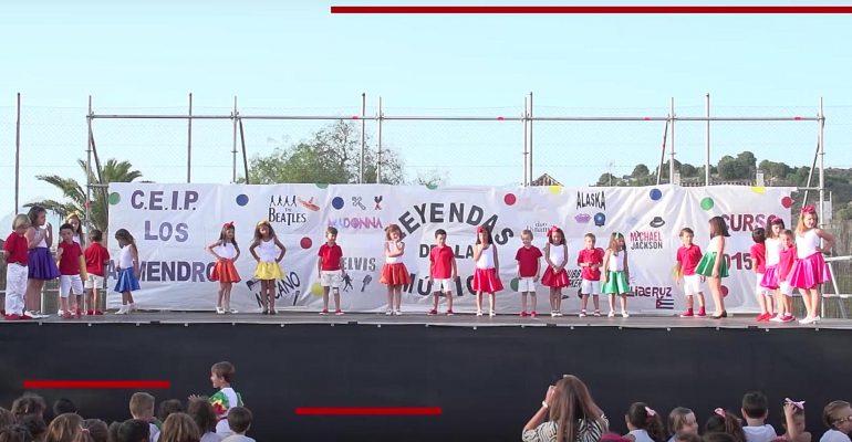 Fiesta Fin de Curso 2016 CEIP LOS ALMENDROS
