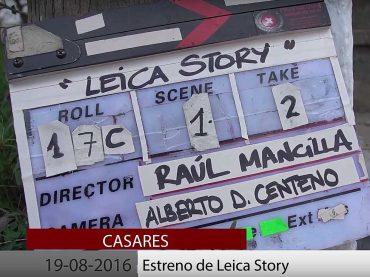 2016 10 03 Estreno Leica Story