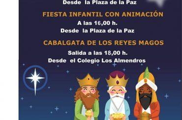 Secadero celebra hoy el Día de Reyes