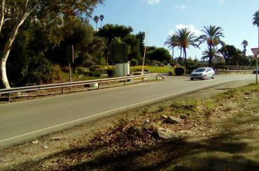 El Equipo de Gobierno de Casares solicita a Diputación el arreglo de la MA 8300
