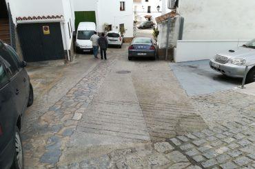 El Ayuntamiento prepara nuevos proyectos en el casco histórico de Casares.