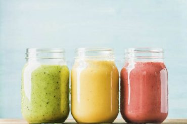 Somos lo que comemos   Batidos antioxidantes