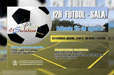 Fórmula Joven   12h de fútbol sala