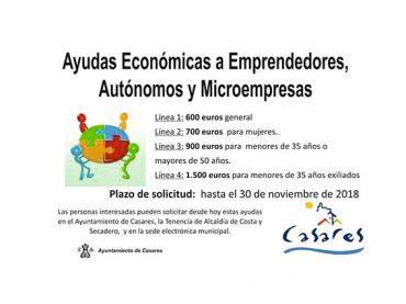Informativos en Radio Casares | 29 de noviembre de 2018
