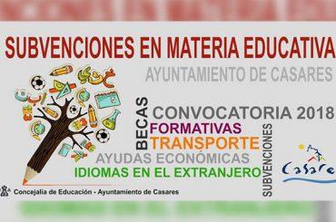Informativos en Radio Casares | 12 de noviembre de 2018