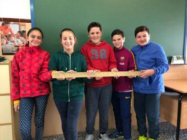 Con mirada infantil (Los Almendros) | Tecnología digital
