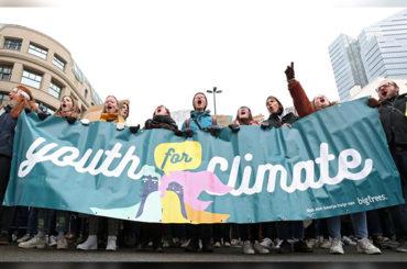 Tierra | Movilización contra el cambio climático