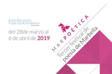 Música para camaleones   Festival MarPoética 2019