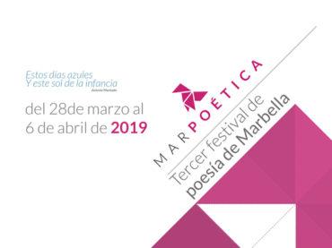 Música para camaleones | Festival MarPoética 2019