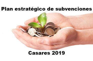 Informativos en Radio Casares   19 de marzo de 2019