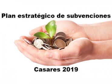 Informativos en Radio Casares | 19 de marzo de 2019