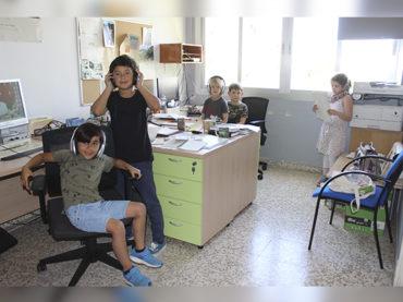 Con mirada infantil (Blas Infante) | Día del Trabajador