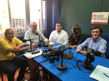 Informativos en Radio Casares   24 de mayo de 2019