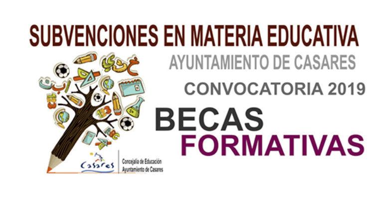 Informativos en Radio Casares   14 de mayo de 2019