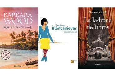 Biblioteca de Verano | 'Bajo la luna de Hawai', 'Erase 2 veces Blancanieves' y 'La ladrona de libros'