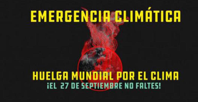 Entrevista a Pablo Aragón | Manifestación Mundial por la Emergencia Climática