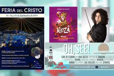 Planes | Feria del Cristo