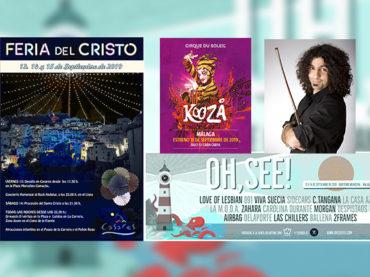 Planes   Feria del Cristo