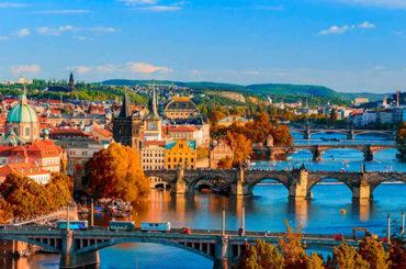 La Vuelta al Mundo | Praga